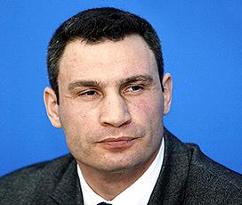 Кличко собирается отдать на экспертизу подпись Черновецкого